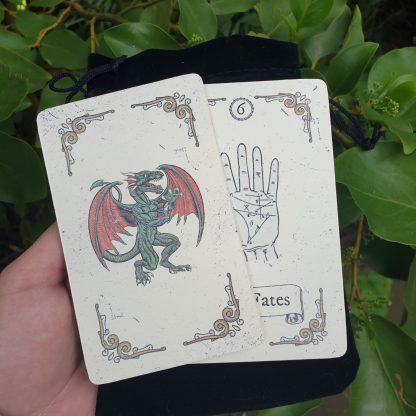Dungeons and Dragons Deck of Many Things
